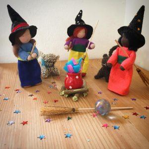 Walpurgisnacht dansen met de heksen